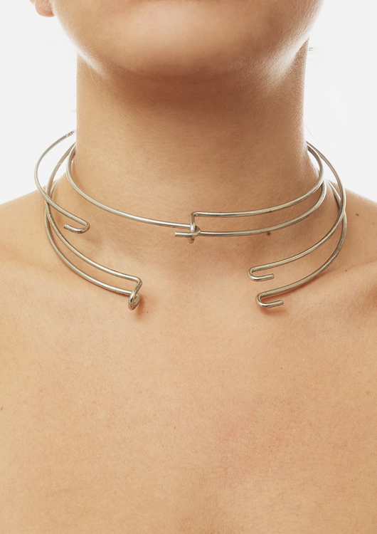 Blackoutlabel chokers double trouble 950