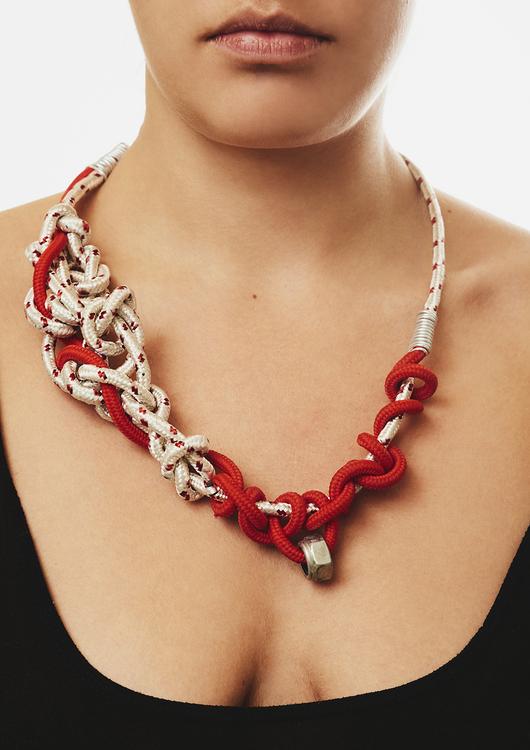 Blackoutlabel necklaces red 558