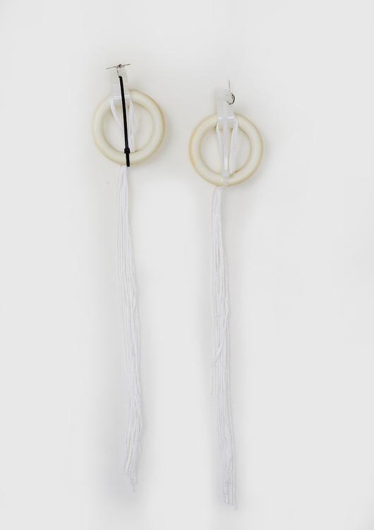 Blackoutlabel earrings saint 265
