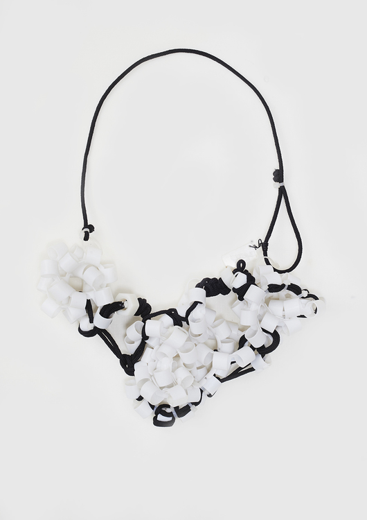 Blackoutlabel necklaces teardrops 378